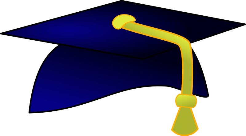 Graduation Cap PNG Clipart ... Free to Use u0026amp; Public Domain .