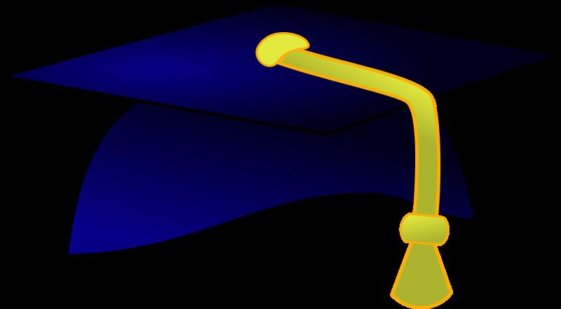 Graduation Cap PNG Clipart ... Free to U-Graduation Cap PNG Clipart ... Free to Use u0026amp; Public Domain .-15