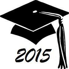 Graduation Clipart 2015