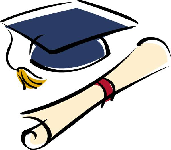 Graduation clipart clipart cliparts for you