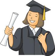 graduation clipart u0026middot; graduate clipart