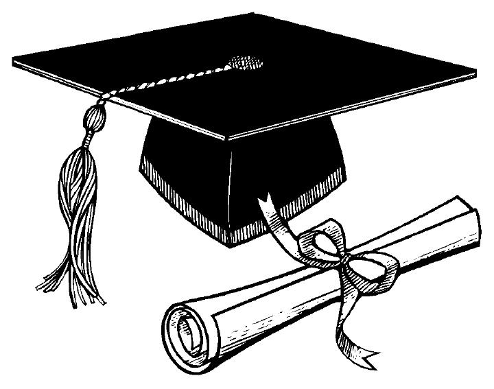 Graduation Scroll Clipart Kid-Graduation Scroll Clipart Kid-15