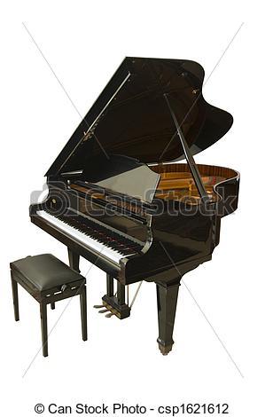 ... grand piano - open wing baby grand p-... grand piano - open wing baby grand piano isolated on white-8