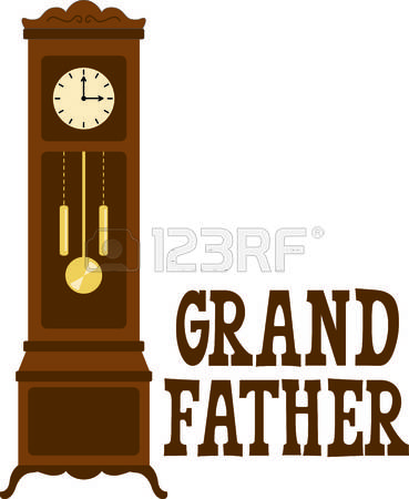 grandfather clock: The grandfather clock is a treasured antique. Use this image in your