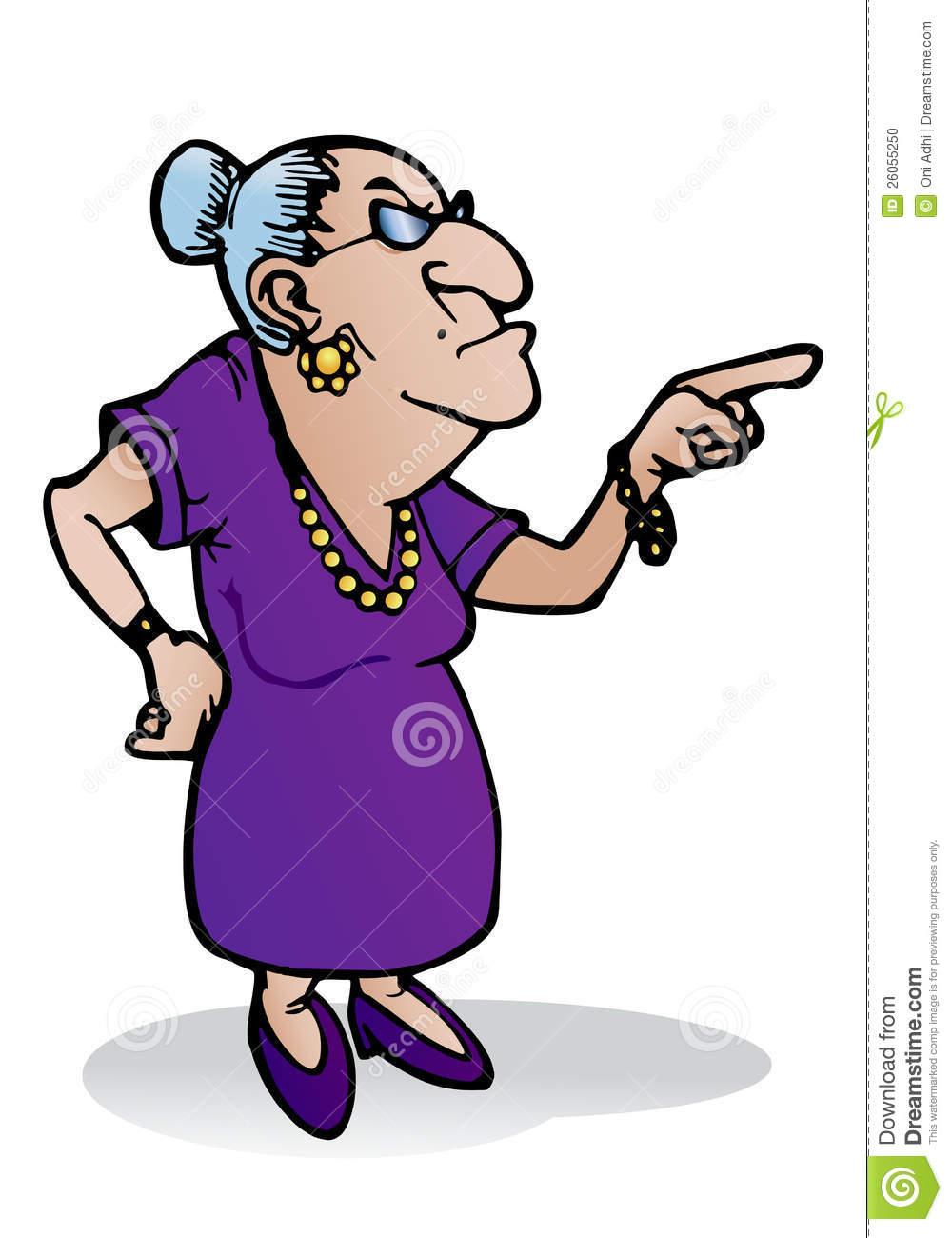 Grandma Clipart As2382 Gif. grandmother clipart