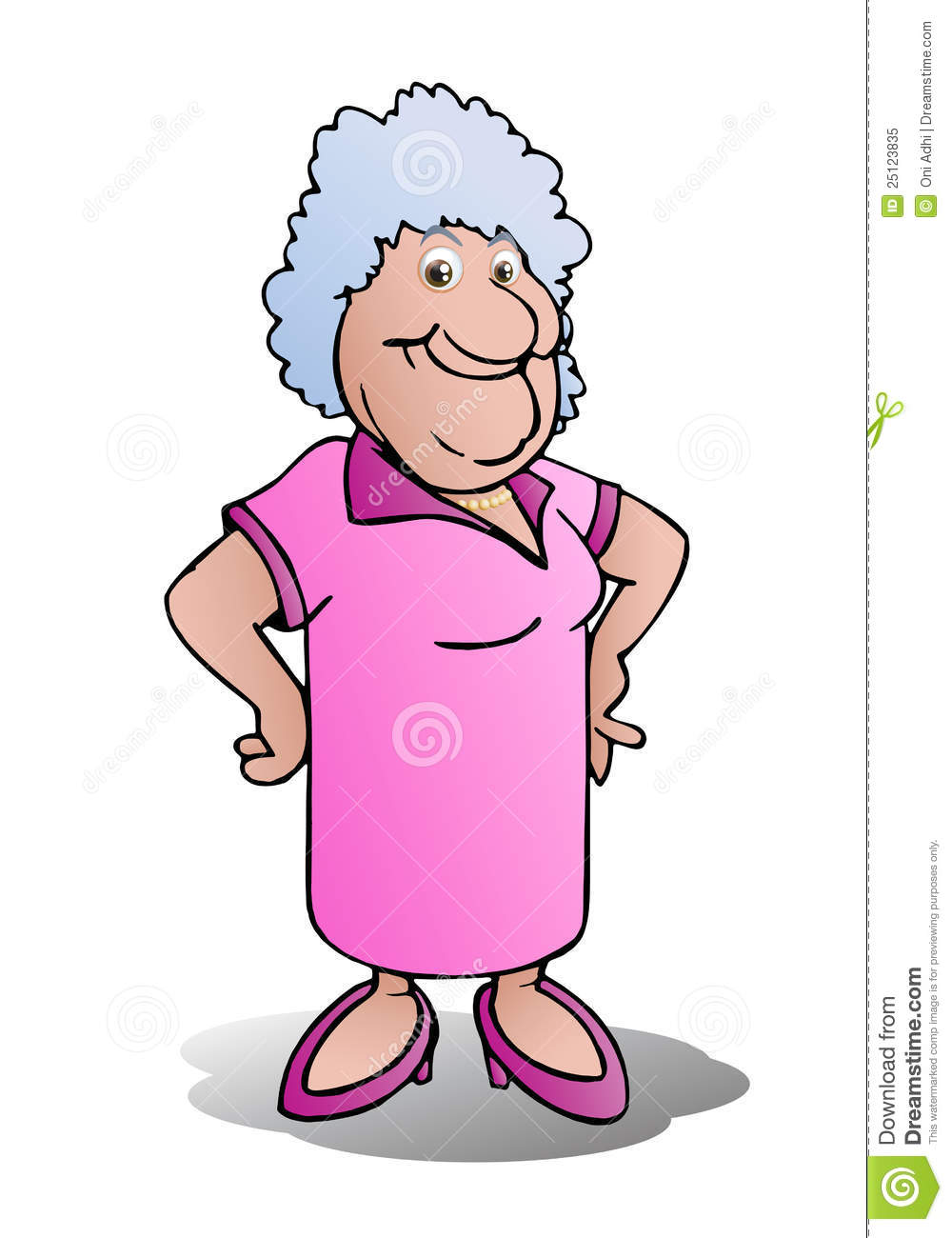 Grandmother Clip Art Grandmother Clipart