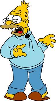 Grandpa Simpson 1