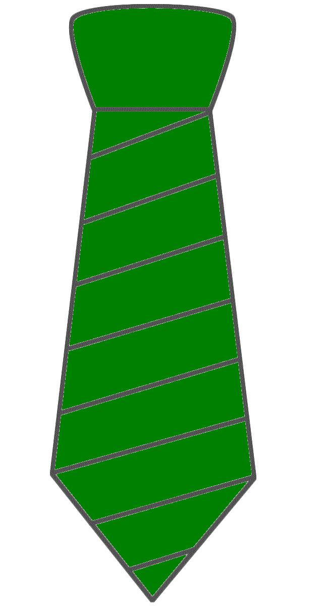 Grandpa Wore His Green Tie