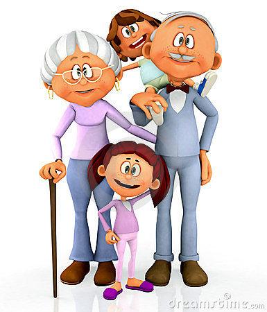 grandparent clipart