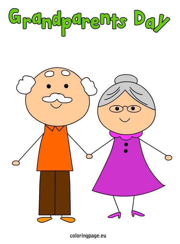 grandparent clipart - Grandparents Clip Art
