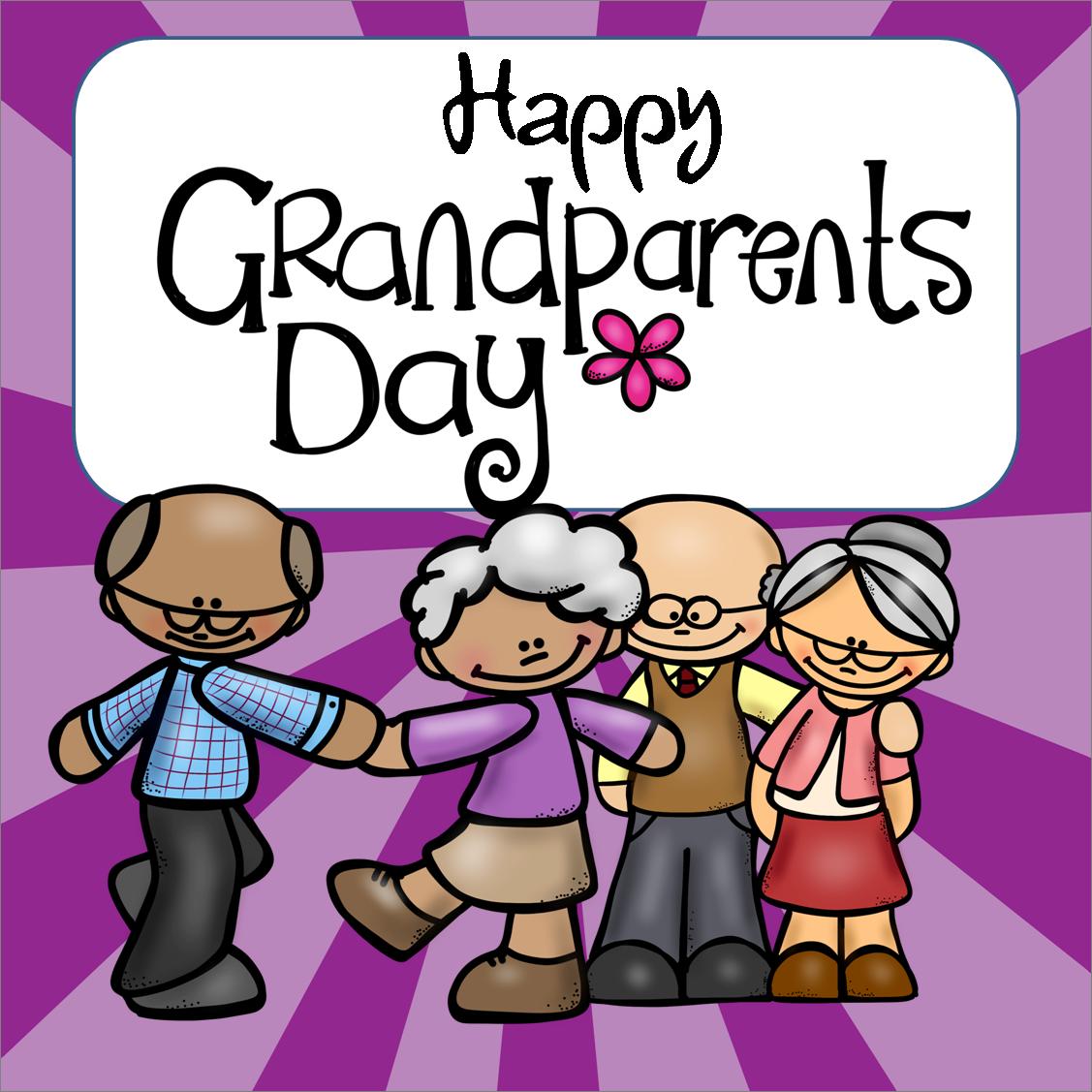 ... Grandparents Day Clipart - clipartall ...