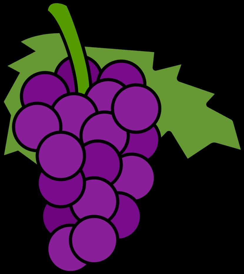Best Grapes Clipart