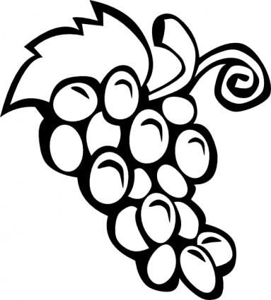 Grapes Clipart-grapes clipart-16