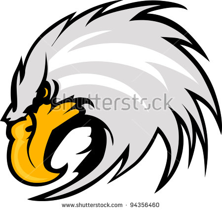 Graphic Mascot Vector Image Of An Eagle -Graphic Mascot Vector Image of an Eagle Head-17
