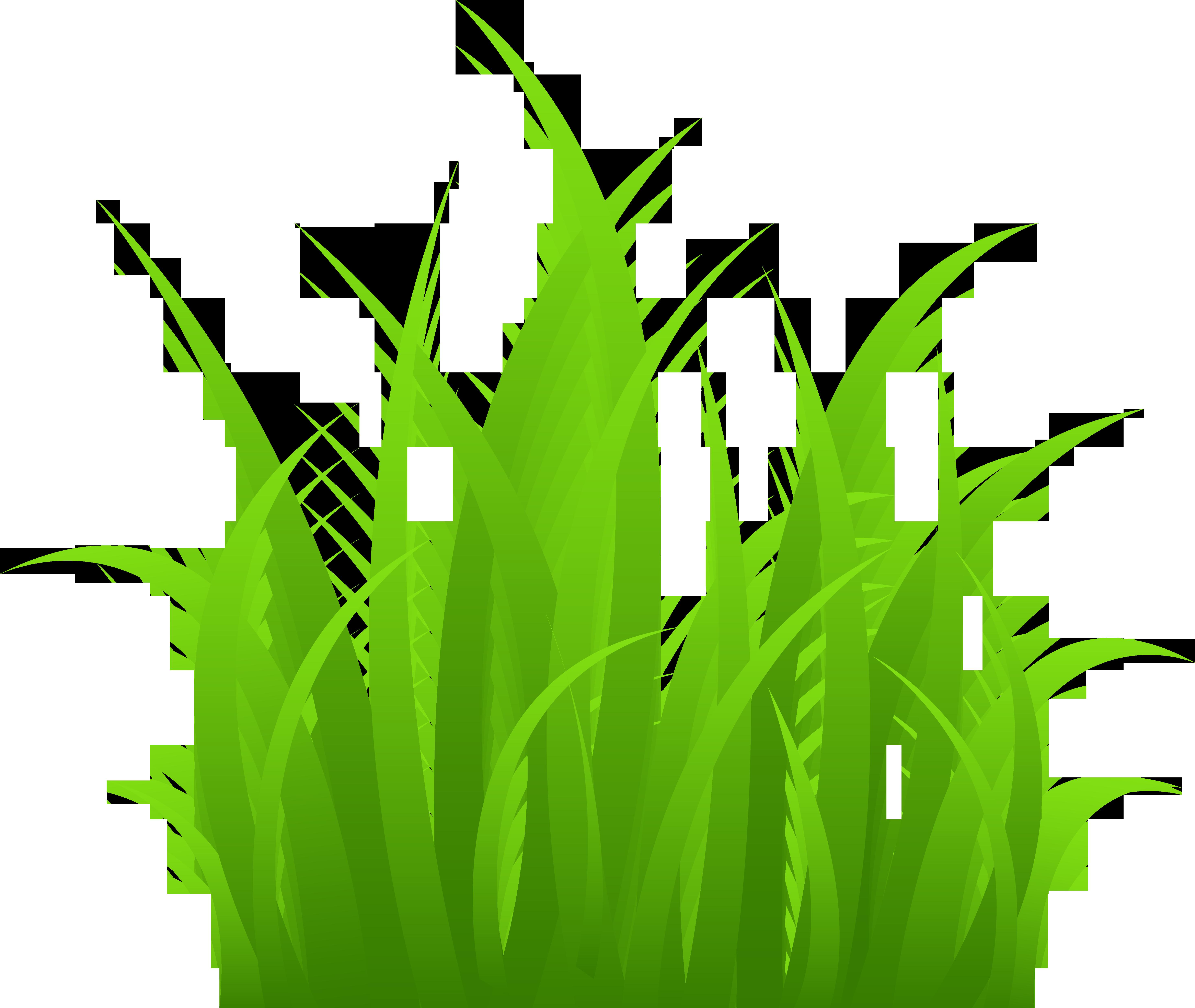 Grass Border Clipart