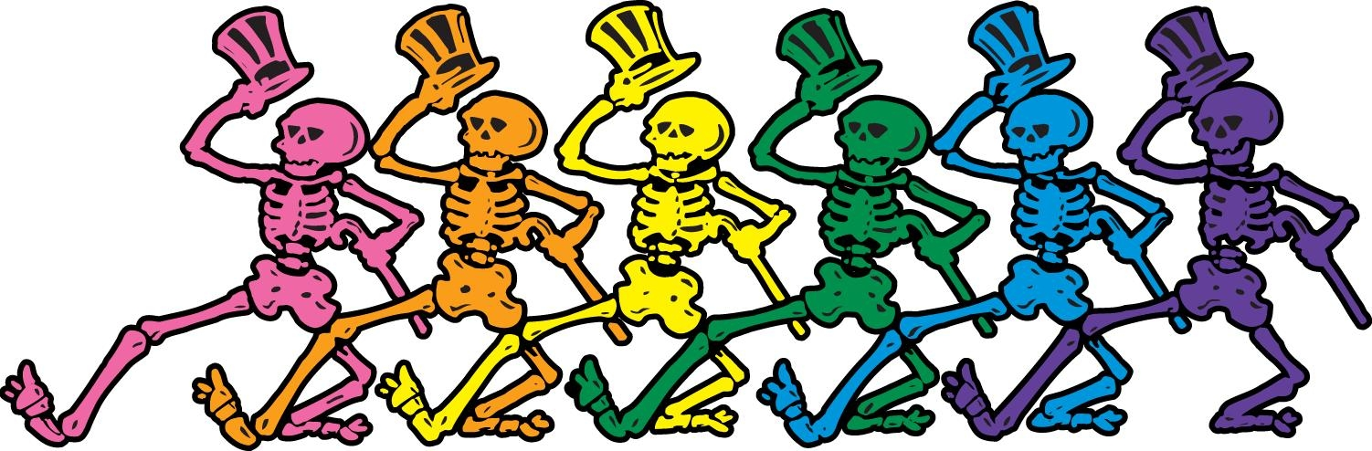 Grateful Dead Clip Art