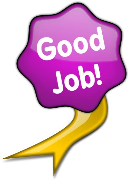 Great Job Clip Art Animations - Good Job Clip Art