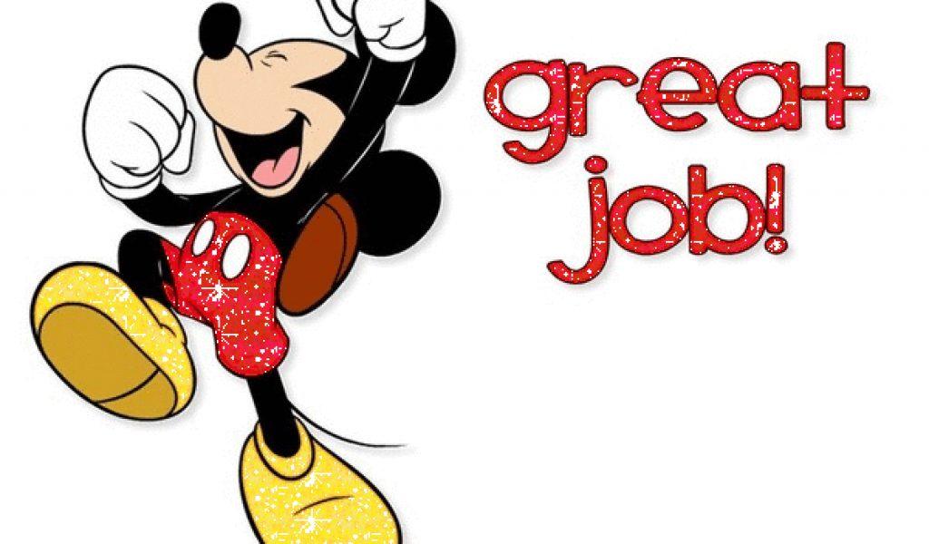 Great Job Clip Art - Great Job Clip Art