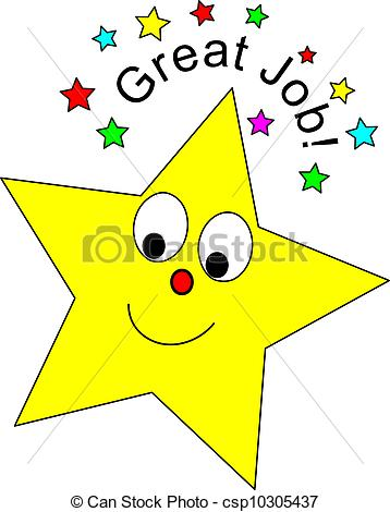 ... Great Job Star - Cute star and Great-... Great Job Star - Cute star and Great Job-5