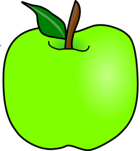 green apples clipart-green apples clipart-3