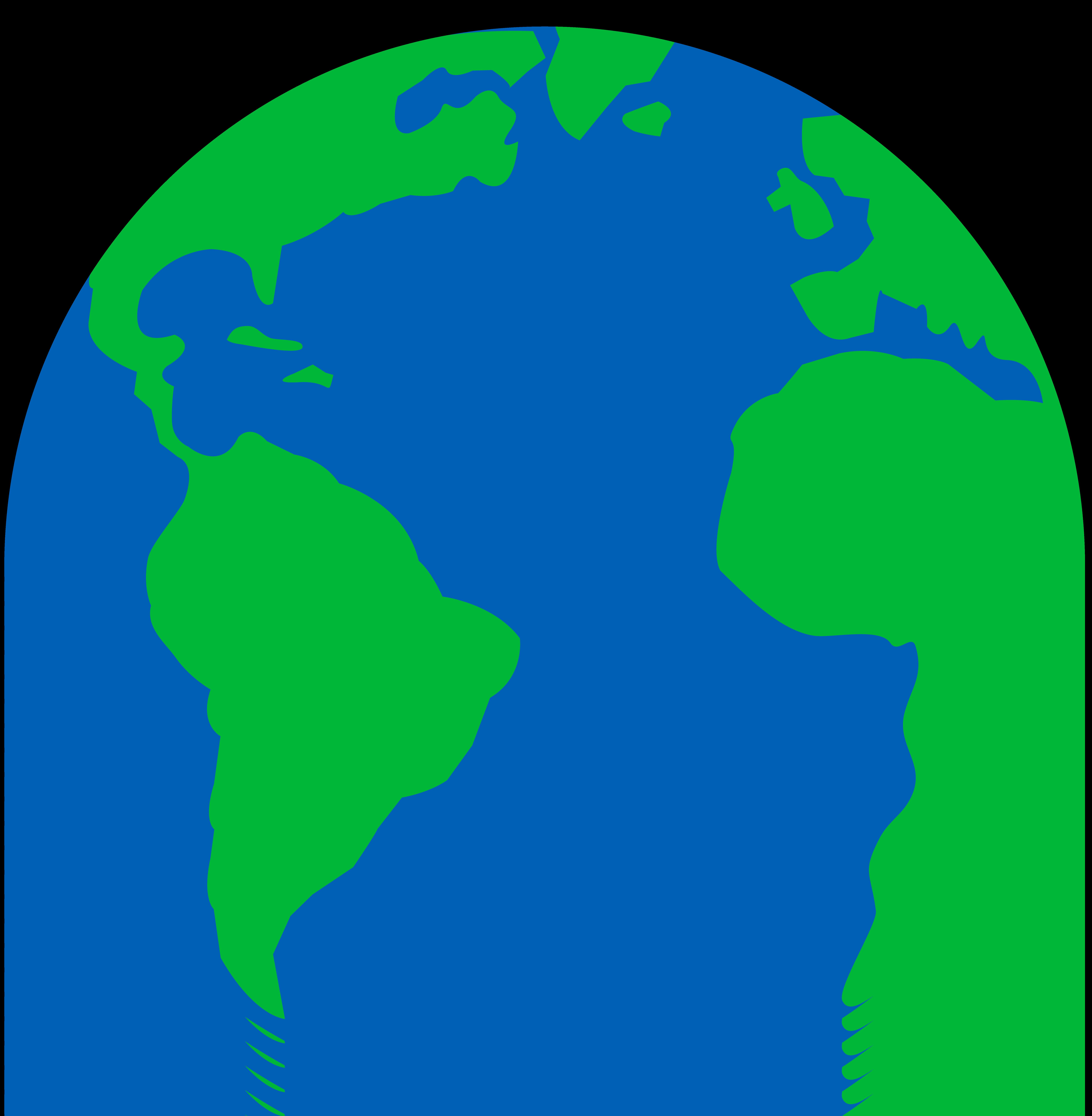 green earth clipart-green earth clipart-7