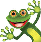 green frog clipart-green frog clipart-15