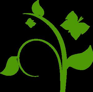 green vines clip art