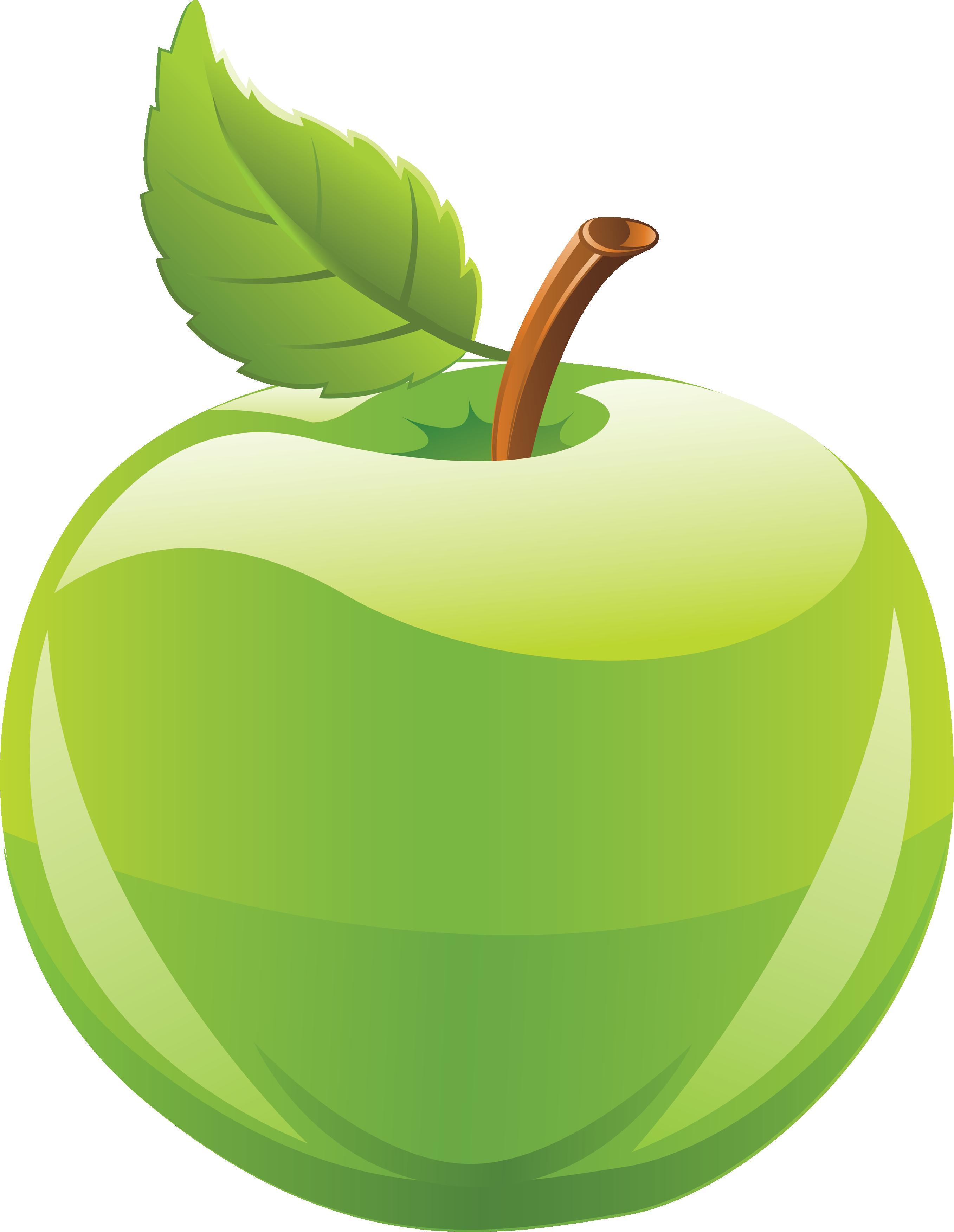 Green Apple Png Image-Green Apple Png Image-14
