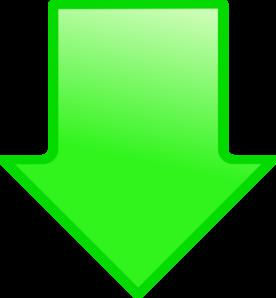 Green Arrow Down Clip Art At Clker Com V-Green Arrow Down Clip Art At Clker Com Vector Clip Art Online-9