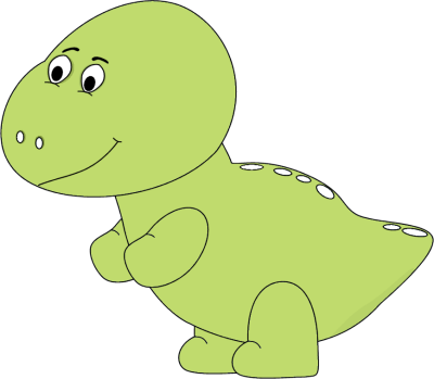 Green Baby Dinosaur-Green Baby Dinosaur-5