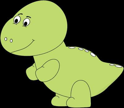 Green Baby Dinosaur-Green Baby Dinosaur-2