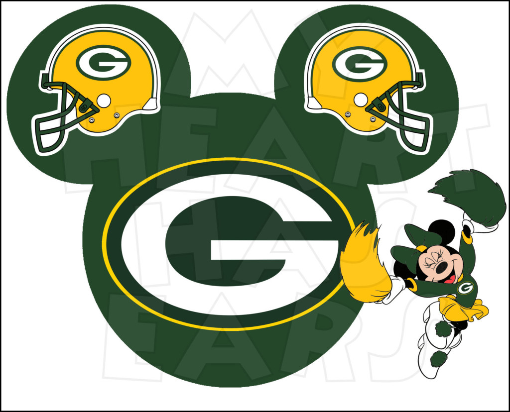 Green Bay Packers football .