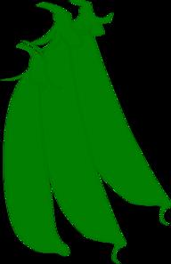 Green Beans Clip Art