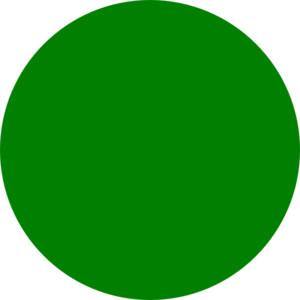 Green Dot clip art