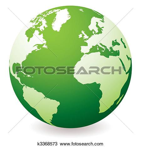 Green Earth Globe-green earth globe-5
