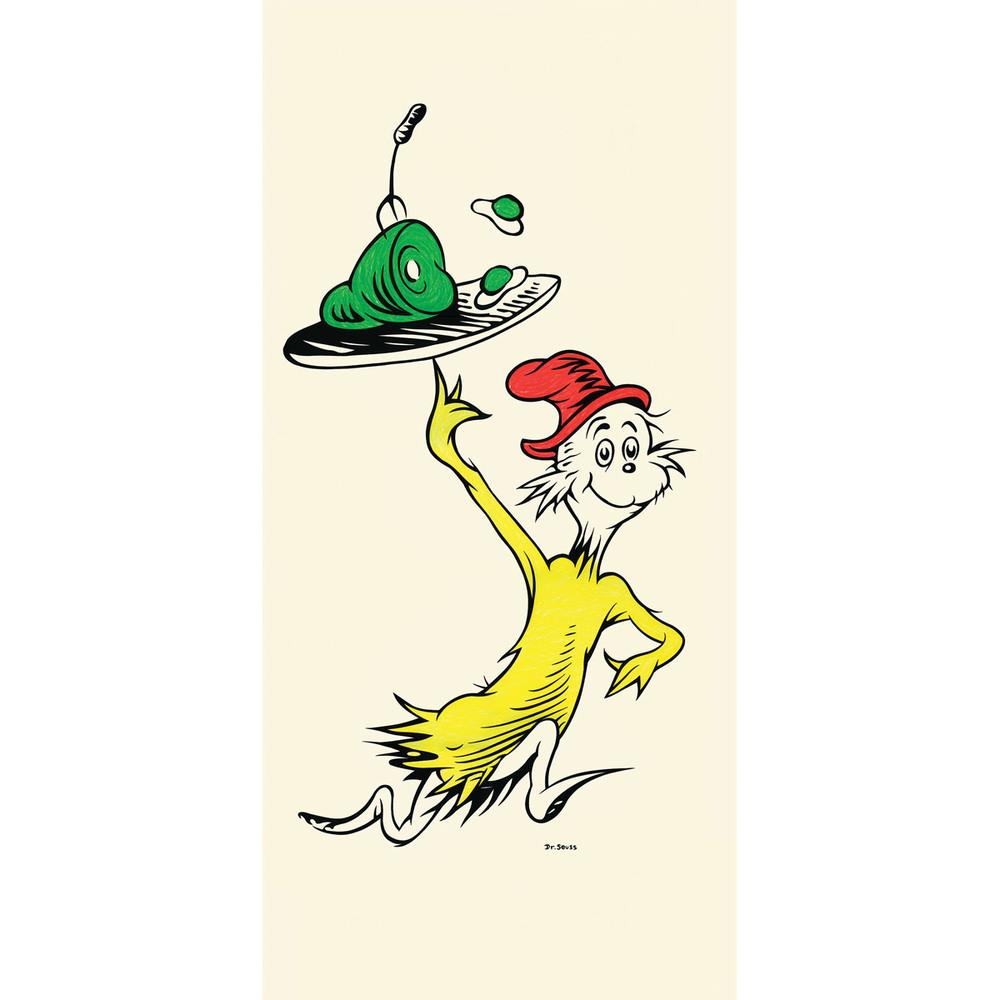 Green Eggs And Ham Clip Art #11317