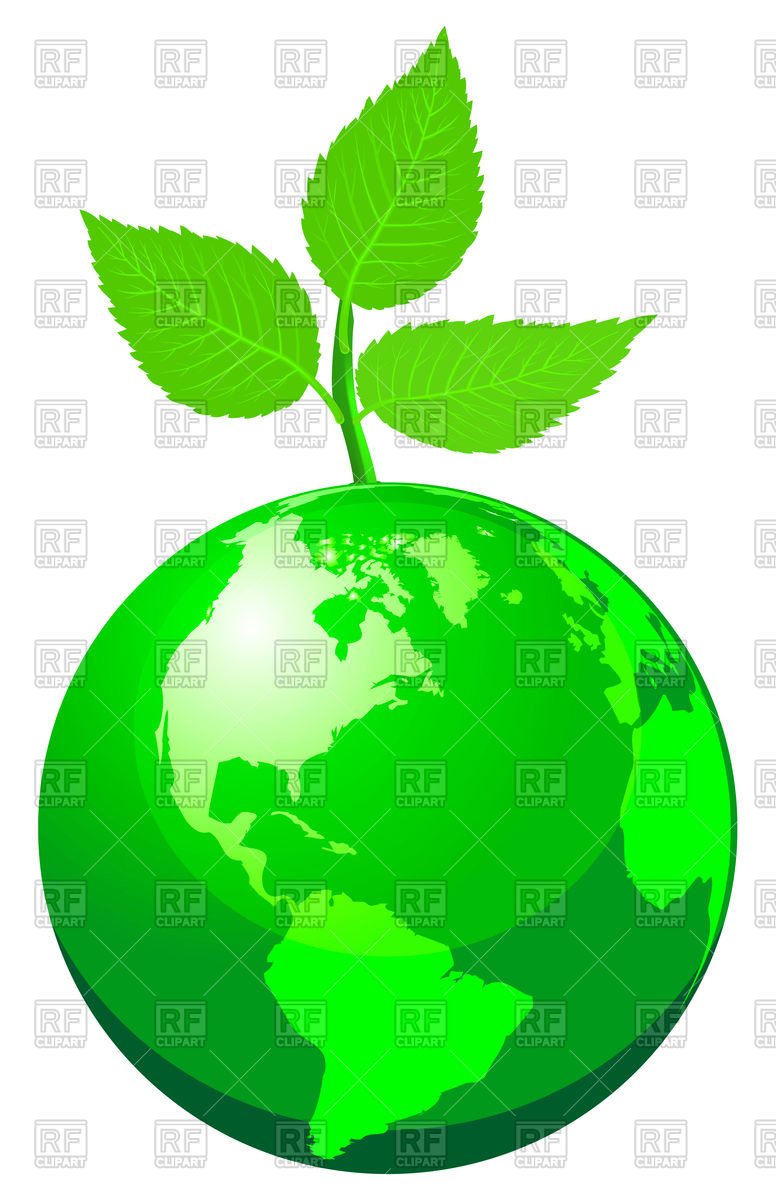 Green Globe With Sprout. Click To Zoom-Green globe with sprout. Click to zoom-12