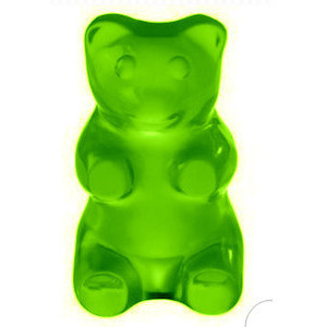 Green Gummy Bear-Green Gummy Bear-4