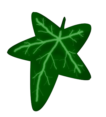 Green ivy leaves clipart; Ivy Leaf Png 30622 | DFILES ...