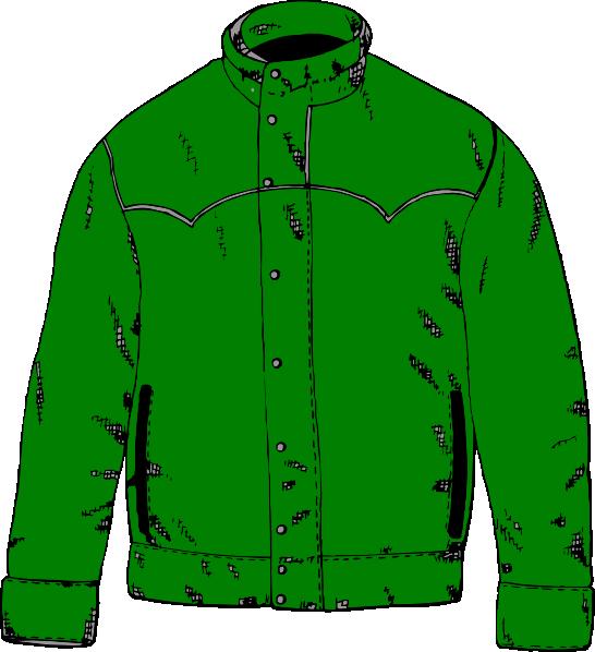 Green Jacket Clip Art-Green Jacket Clip Art-6