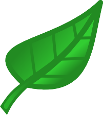 Green Leaves Clip Art Png .