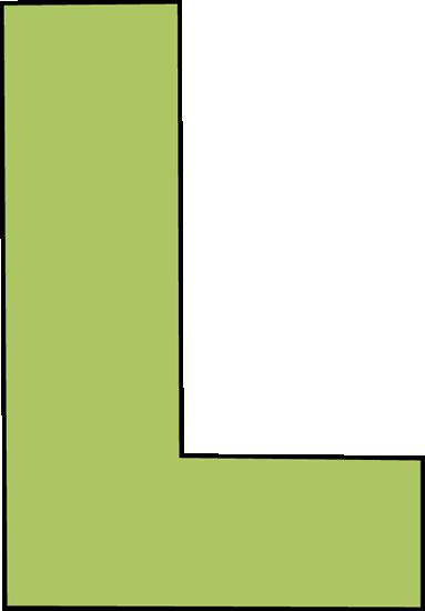 Green Letter L Clip Art Image Large Gree-Green Letter L Clip Art Image Large Green Capital Letter L-7