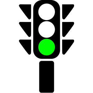 Green Light Clip Art-Green Light Clip Art-2