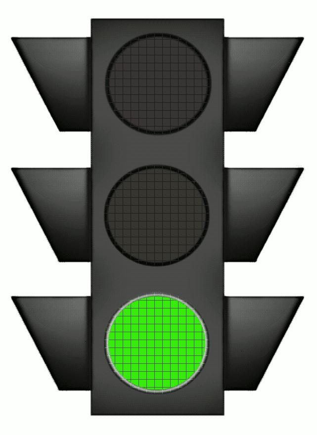 Green Light Clip Art Traffic .-Green Light Clip Art Traffic .-1