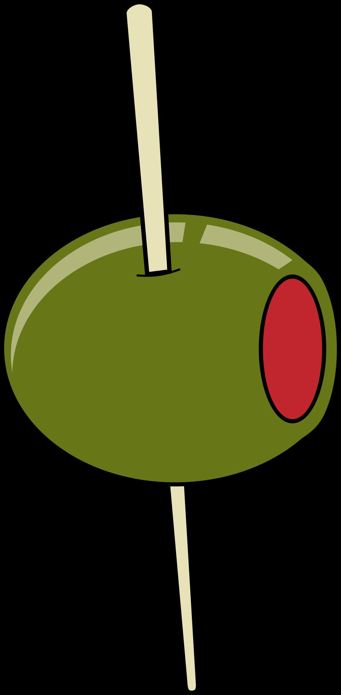 Black Olive Clipart