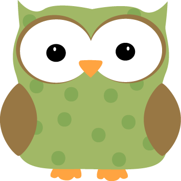 Green Polka Dot Owl-Green Polka Dot Owl-8