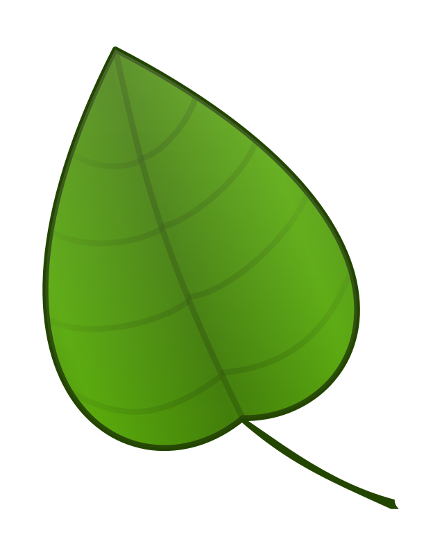 Green Pumpkin Leaf Clipart Clipart Panda Free Clipart Images