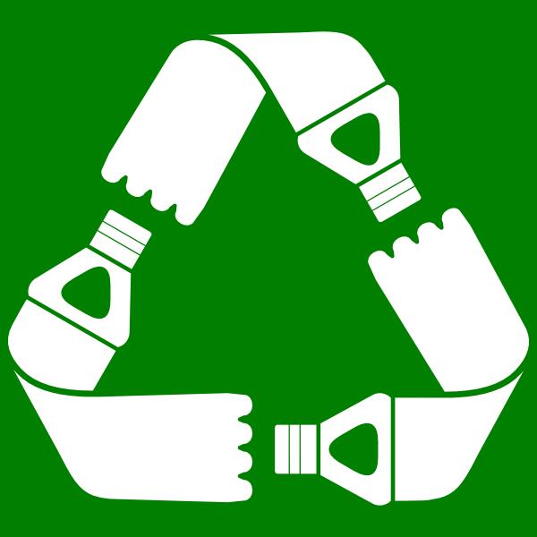 Green Recycled Clip Art Clip Art-Green Recycled Clip Art Clip Art-3