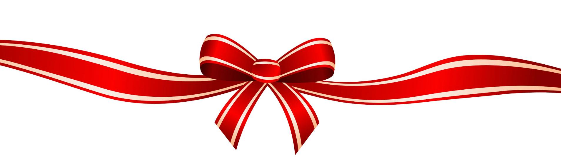 Christmas Header Clipart.8 Christmas Ribbon Clip Art Clipartlook