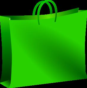 Green Shopping Bag Clip Art-Green Shopping Bag Clip Art-5